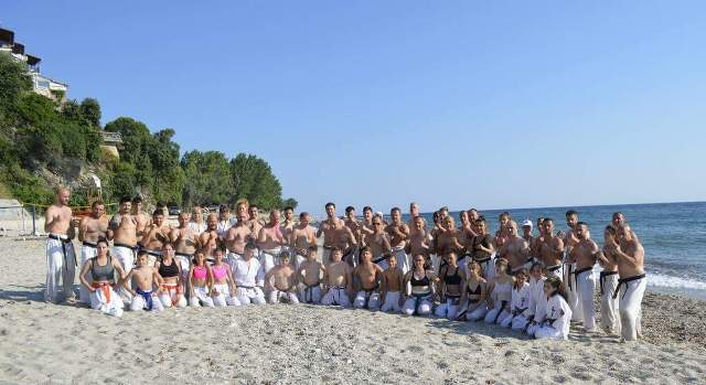21ο Summer Camp του Shinkyokushinkai karate
