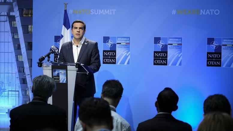 Τσίπρας: Μείζον θέμα η κράτηση των 2 Ελλήνων στρατιωτικών
