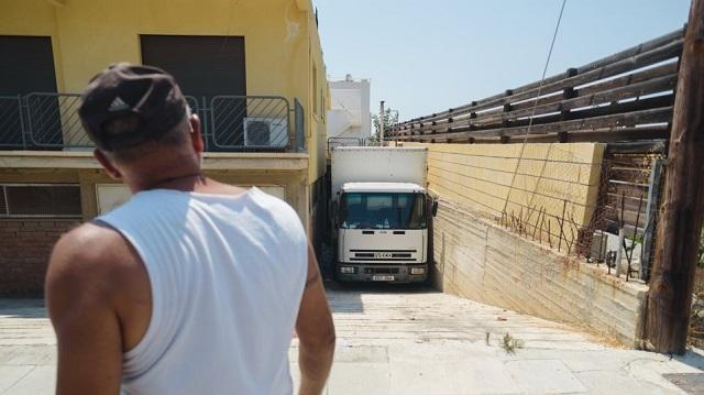 Τραγωδία στην Κύπρο: Φορτηγό συνέθλιψε 56χρονο