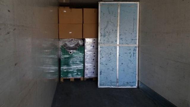 Εντοπίστηκε και κατασχέθηκε επικίνδυνο φορτίο στο λιμάνι Ηρακλείου