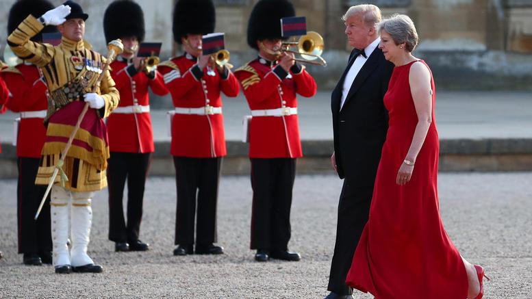 Τραμπ κατά Μέι: Ο Μπόρις θα γίνει σπουδαίος πρωθυπουργός