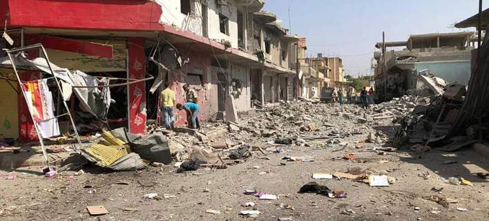 Συρία: Τουλάχιστον 28 άμαχοι νεκροί σε επιδρομές εναντίον του ΙΚ