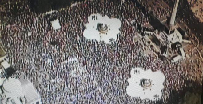 Τεράστια διαδήλωση κατά του Τραμπ στο Λονδίνο