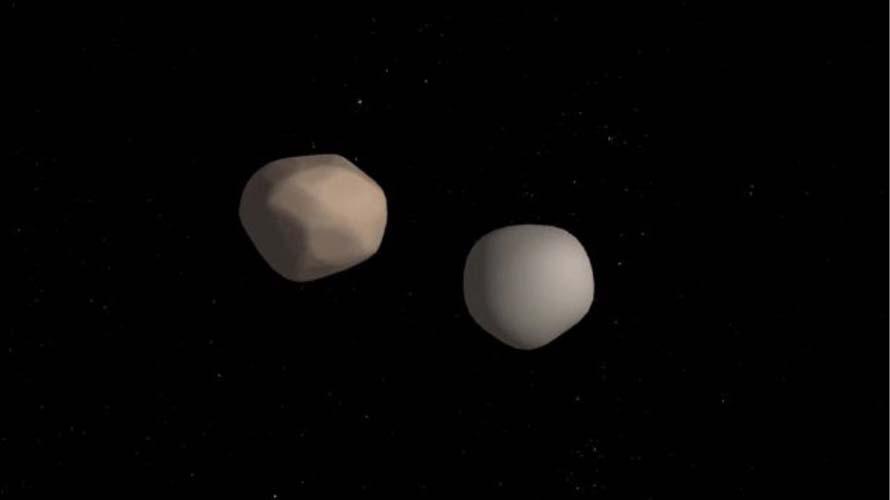 Αστεροειδής πέρασε… μονός τον Δεκέμβριο & επέστρεψε… διπλός τον Ιούνιο!