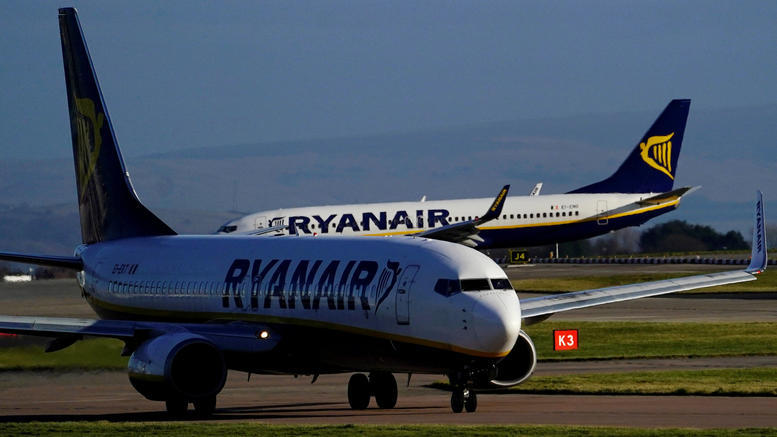 Aναγκαστική προσγείωση αεροσκάφους της Ryanair. 33 στο νοσοκομείο