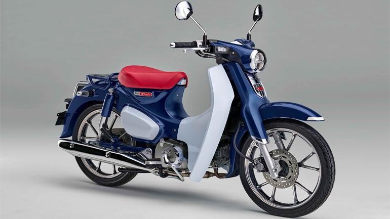 Honda Super Cub C125: Ζουν τα παπιά; Ό,τι πει η Honda!