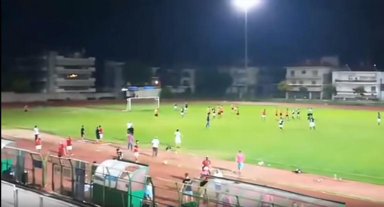 Ξύλο σε ματς μεταξύ Αθηναίων & Θεσσαλονικέων δικηγόρων - Προπηλάκισαν & τον διαιτητή (Video)