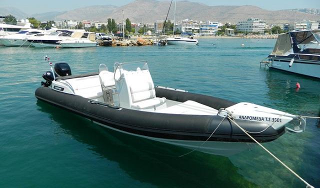 Καλοκαίρι με σκάφη στη... στεριά