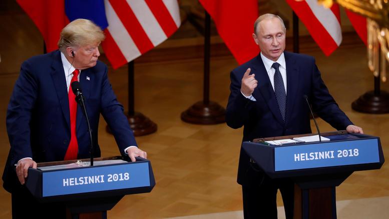 Τραμπ: Καμία συνωμοσία με τη Ρωσία στις αμερικανικές εκλογές. Πούτιν: Θα βοηθήσουμε στις έρευνες