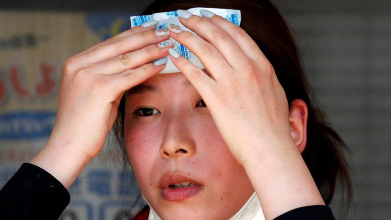 Καύσωνας με τουλάχιστον 14 νεκρούς το τριήμερο στην Ιαπωνία
