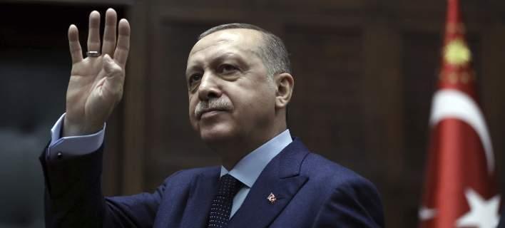 Ο Ερντογάν παίρνει και εκπομπή στην τηλεόραση!