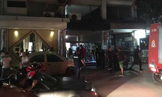 Αίσιο τέλος με τον 45χρονο που απειλούσε να αυτοκτονήσει στο κέντρο της Λάρισας