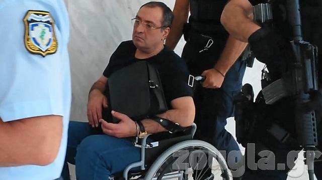 Με αναπηρικό αμαξίδιο στον Άρειο Πάγο το «Λίπος»