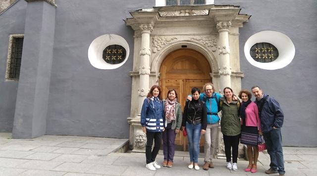 Στην Εσθονία οι καθηγητές του 4ου ΓΕΛ Βόλου