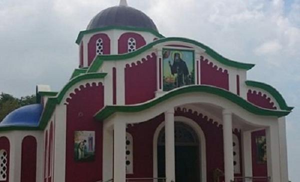 Πανηγυρίζει η Μονή του Αγίου Σεραφείμ του Σάρωφ Πορταριάς