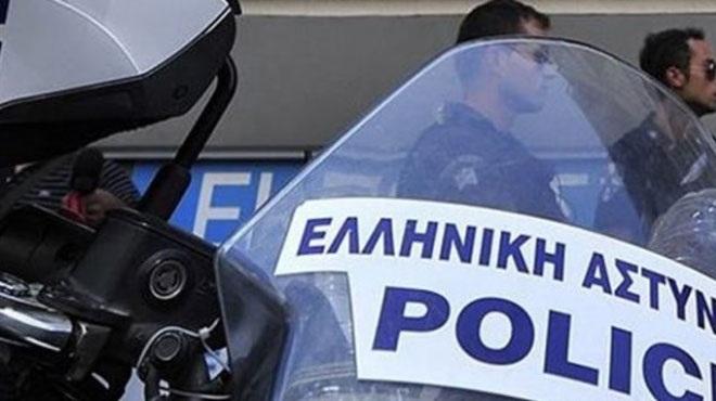 Αστυνομική επιχείρηση «σκούπα» στο Αλιβέρι