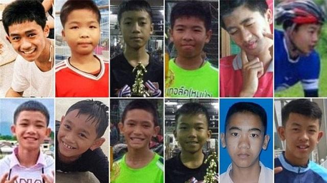 Ταϊλάνδη: Τα παιδιά που διασώθηκαν από το σπήλαιο θα μιλήσουν στα ΜΜΕ