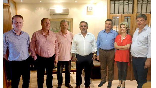 Υπεγράφησαν οι συμβάσεις παραχώρησης χώρων από Δήμους στην ΕΔΑ ΘΕΣΣ