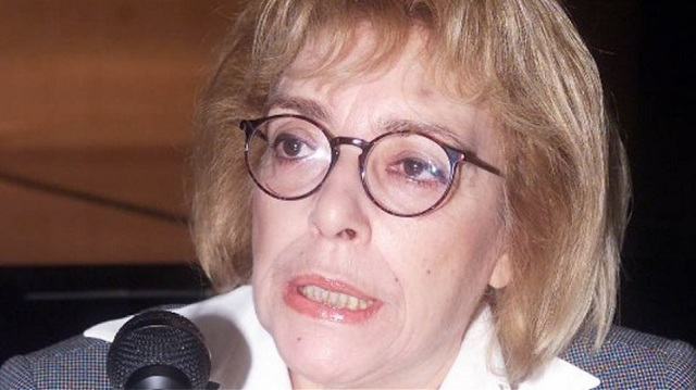 Πέθανε στο εξοχικό της στη Σκιάθο η Ρένα Λαμπράκη