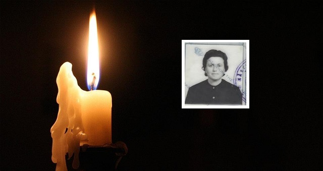 40ημερο μνημόσυνο ΕΥΑΓΓΕΛΙΑΣ ΓΚΙΛΟΜΑΝΑΚΗ