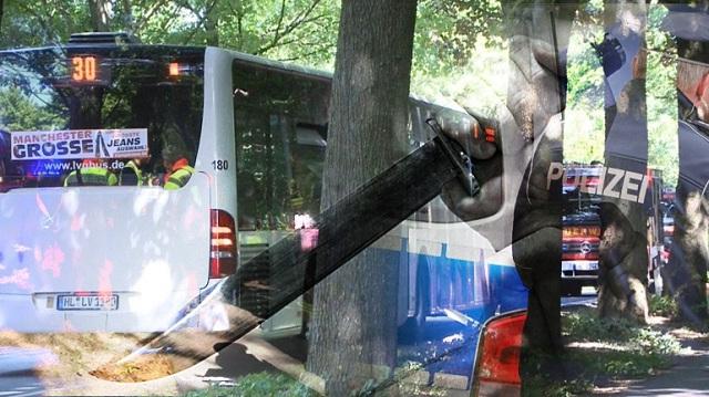 Γερμανία: Επίθεση με μαχαίρι σε λεωφορείο στο Λίμπεκ