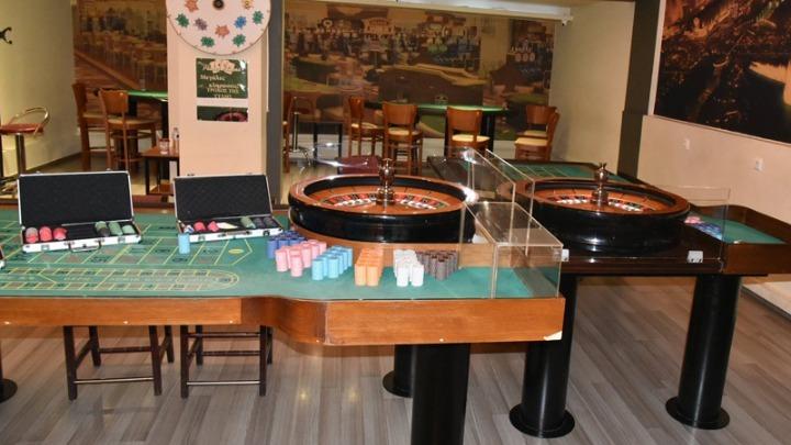 Εξι συλλήψεις από την Οικονομική Αστυνομία για παράνομα τυχερά παιχνίδια