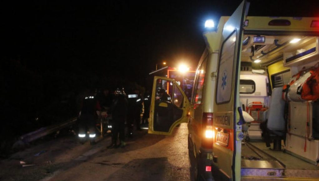 «Τρελό» ΙΧ παρέσυρε 40χρονη γυναίκα στον θάνατο