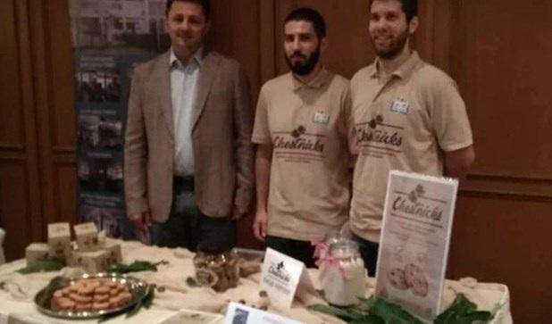 Πρώτο βραβείο στο ΤΕΙ Θεσσαλίας για τα μπισκότα χωρίς γλουτένη