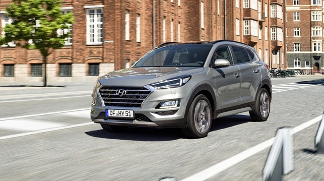 Στον δρόμο για Ελλάδα το υβριδικό Hyundai Tuscon
