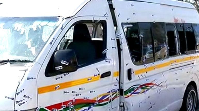 Νότια Αφρική: Νεκροί 11 οδηγοί ταξί σε ενέδρα