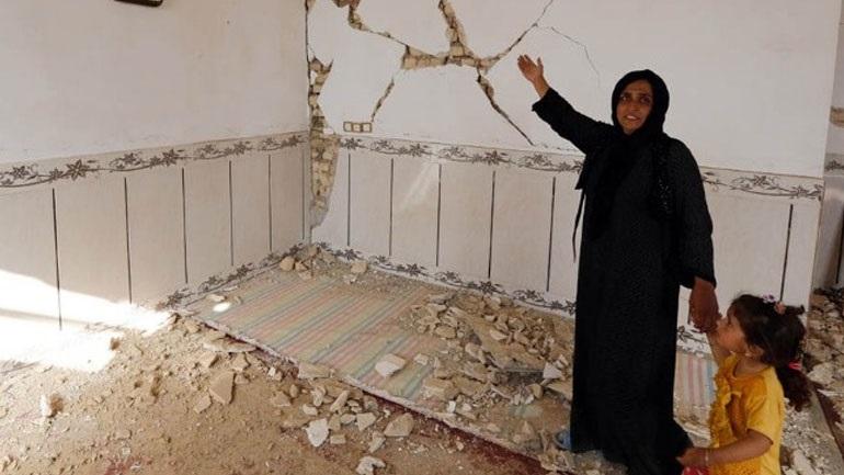 Μπαράζ σεισμικών δονήσεων στο Ιράν - Τουλάχιστον 25 τραυματίες