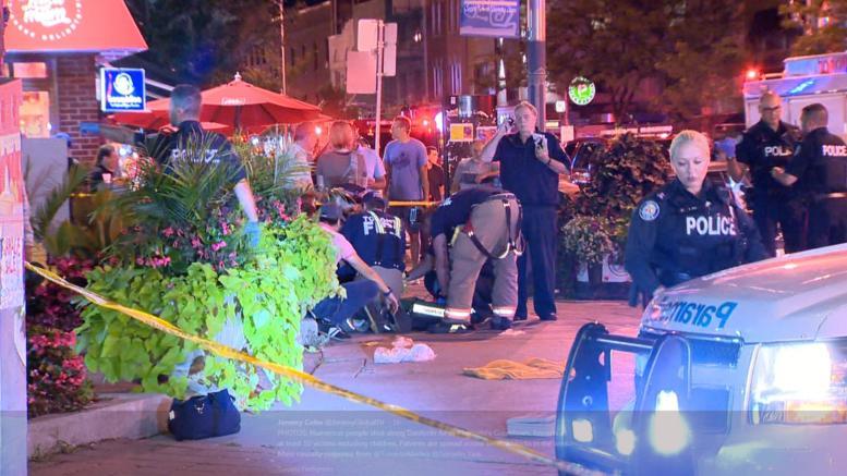 Ένοπλη επίθεση στην ελληνική συνοικία του Τορόντο. 2 νεκροί