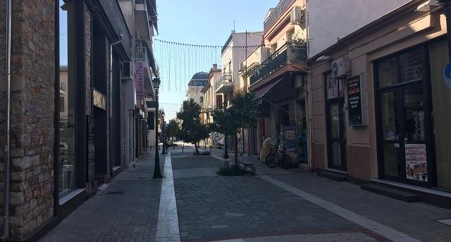Open mall στον Βόλο χωρίς... εμπόρους
