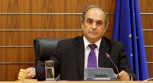 Ο πρόεδρος της Κυπριακής Βουλής και o δήμαρχος Λύσης στον Βόλο