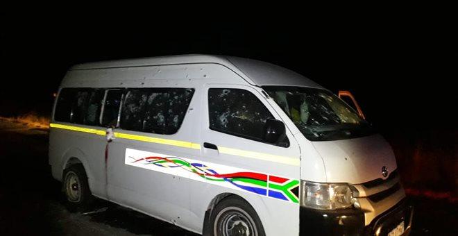 Ενέδρα με έντεκα νεκρούς οδηγούς ταξί στη Νότια Αφρική