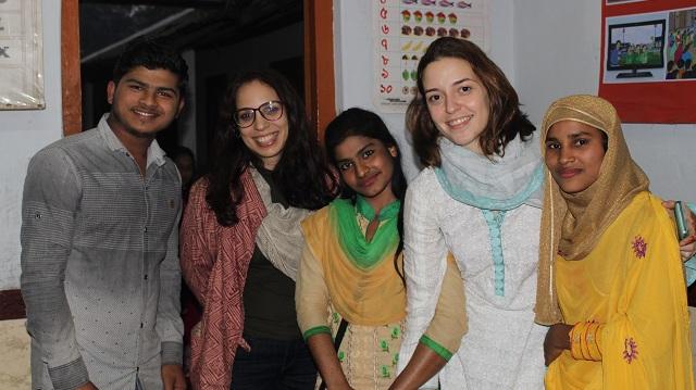 Βολιώτισσα ψυχολόγος προσφέρει έργο στο Μπαγκλαντές