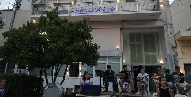 Συναυλίες από ταλαντούχα παιδιά