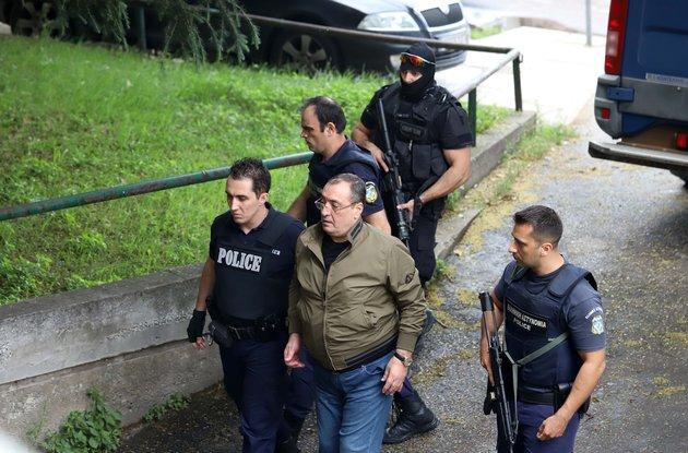 Διακόπηκε για τρίτη φορά η δίκη του Γεωργιανού αρχιμαφιόζου Λάσα Σουσανασβίλι