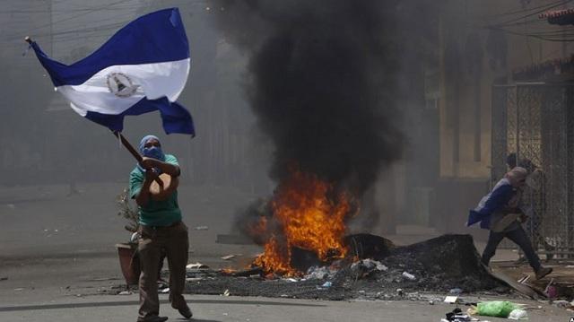 Νικαράγουα: Στους 292 οι νεκροί από τα επεισόδια των τελευταίων τριών μηνών