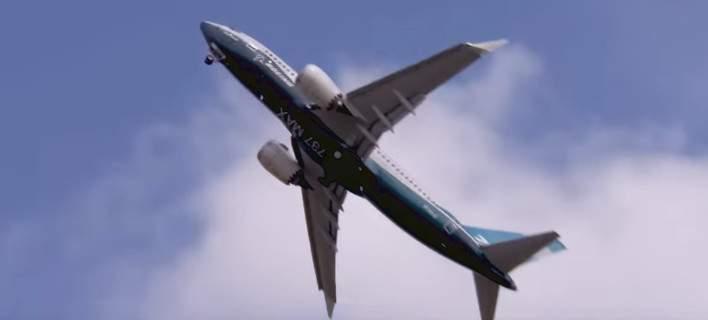 Απίστευτο βίντεο- Ο πιλότος απογείωσε κάθετα το Boeing 737!