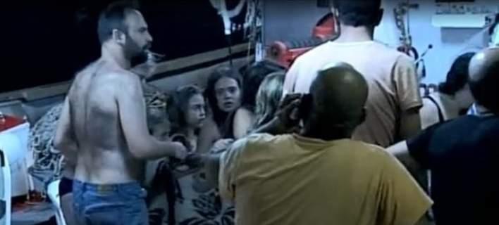 Καπετάνιος που διέσωσε τα 9χρονα δίδυμα κορίτσια: Εφυγαν με την άλλη οικογένεια