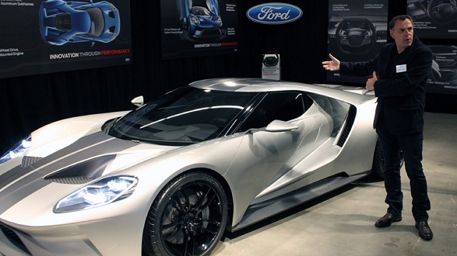 Έφυγε από τη ζωή ο άνθρωπος που σχεδίασε το νέο Ford GT
