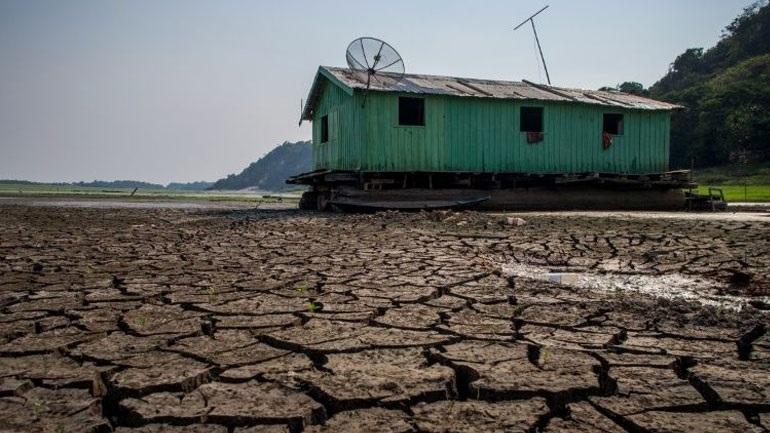 Ελ Σαλβαδόρ: Σε κατάσταση έκτακτης ανάγκης εξαιτίας της ακραίας ξηρασίας και λειψυδρίας