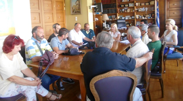 Μέτρα αντιπυρικής προστασίας της Μαγνησίας ζητά το ΠΑΜΕ