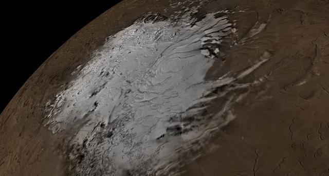 Ιστορική ανακάλυψη: Τεράστια λίμνη νερού, σε υγρή μορφή, εντοπίστηκε στον Άρη!