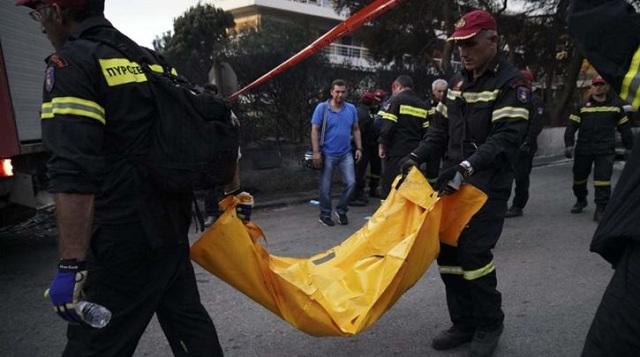 Είδαμε την απόλυτη καταστροφή…: Η μαρτυρία ενός Λαρισαίου πυροσβέστη στον τόπο της τραγωδίας