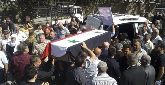 Σχεδόν 400 νεκροί σε μια ημέρα στην Συρία