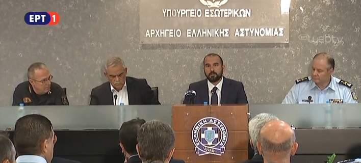Τόσκας: «Σοβαρές ενδείξεις εμπρησμού-Παραιτήθηκα, ο Τσίπρας δεν δέχθηκε»