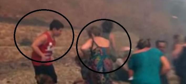 Νέο θρίλερ στο Μάτι: Ο πατέρας 13χρονου αγνοούμενου τον εντόπισε σε φωτό στην παραλία