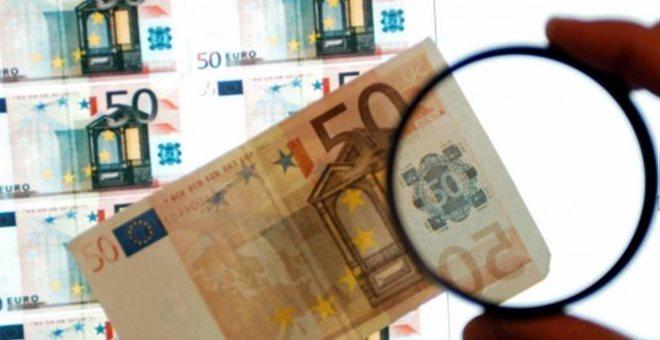 300.000 πλαστά χαρτονομίσματα απέσυρε η ΕΚΤ στο εξάμηνο